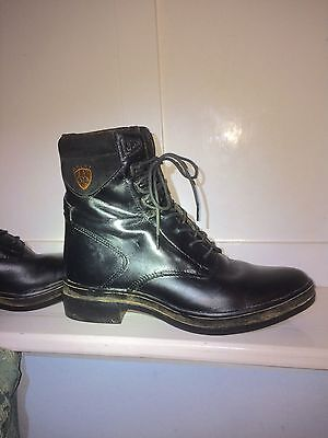 Ariat Riding Boots Size 5 .5