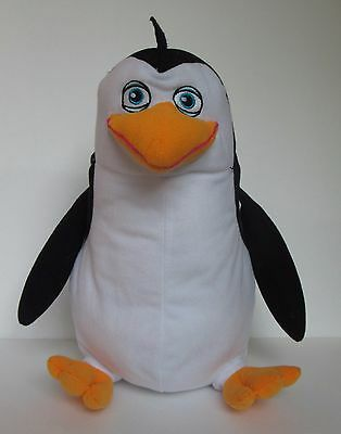 "The Penguins of Madagascar 12"" Plush Doll Dreamworks Toy Factory"