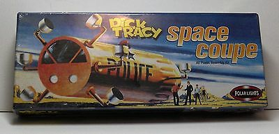 Dick Tracy*space Coupe*polar Lights*new Old Stock
