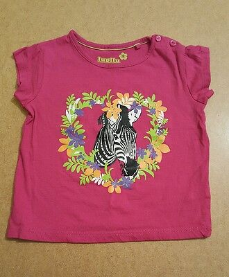 LUPILU 12-24 Months Old Baby Girls Top With Design in Front