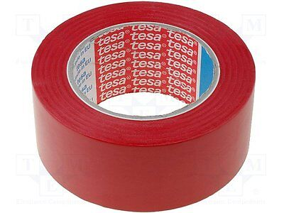 1 pc Tape: marking; W:50mm; L:33m; D:180um; Adhesive: acrylic; 1.8N/cm