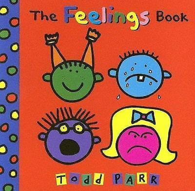 The Feelings Book - New - Parr, Todd - Board book