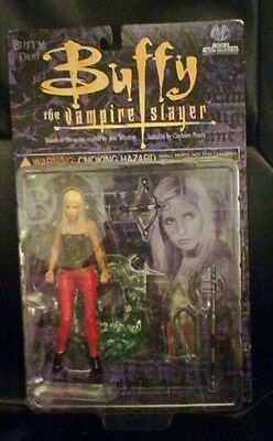 Buffy The Vampire Slayer Buffy Red Jeans With Accessories Moore Figure
