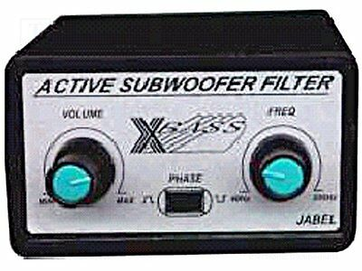 1 pc Circuit; car subwoofer active filter; 12VDC; sound effects