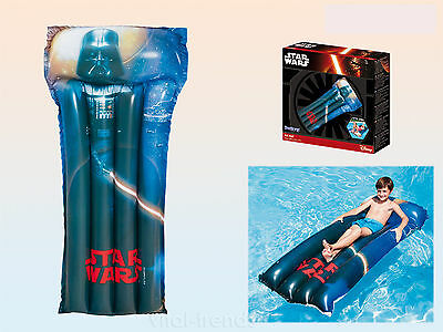 Star Wars Darth Vader inflatable blow up airbed lounger lilo pool beach - new!