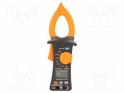 1 pc AC digital clamp meter; LCD (6000), with a backlit