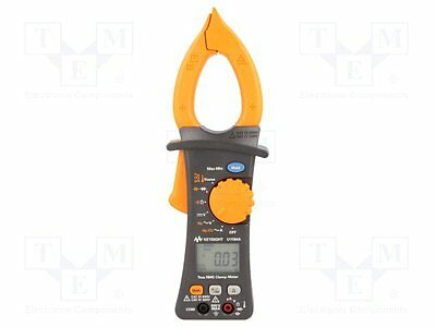 1 pc AC/DC digital clamp meter; LCD (6000), with a backlit
