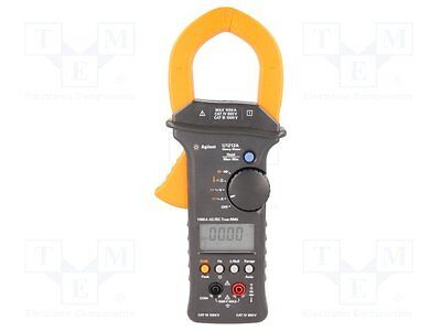 1 pc AC/DC digital clamp meter; LCD (4000); I DC:40/400/1000A; 52mm