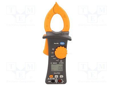 1 pc AC digital clamp meter; LCD (6000), with a backlit; I AC:400A