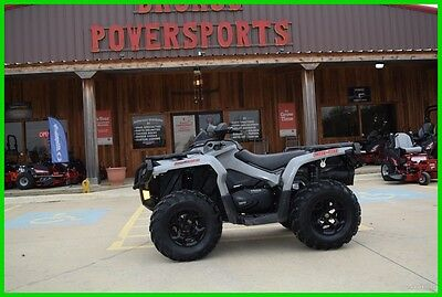 2015 Can Am Outlander 1000 Xt Dps! 274 Miles! Great Condition! (Free Shipping)*