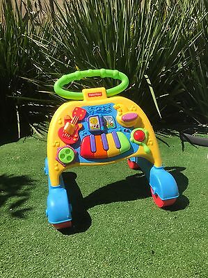 Fisher-Price Musical Activity Walker RRP$49