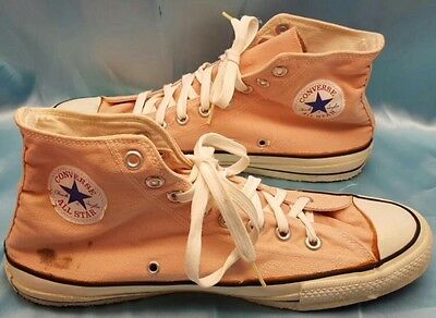 Vintage Converse All Star Chuck Taylor High Top Made in USA size 10 men's