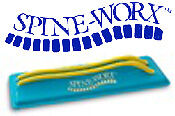 Spine-Worx Spinal Alignment Back Device - Reduce Back Pain, Align Spine