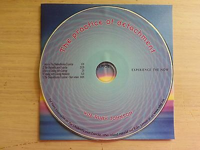 The Practice of Detachment - Guided Meditation CD