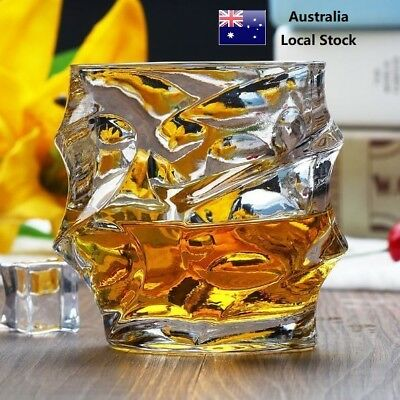 Top Quality Designer Glass Whiskey Cup Wine Cup Vodka Cup Bar Cup Style B