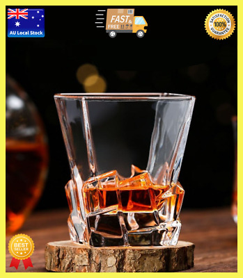 Top Quality Designer Glass Whiskey Cup Wine Cup Vodka Cup Bar Cup Style C