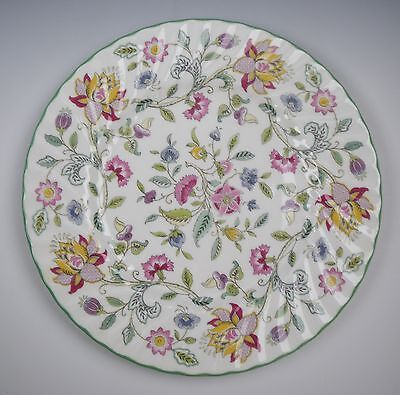 Minton China HADDON HALL Dinner Plate(s) EXCELLENT