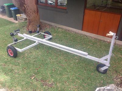 boat trailer/trolley