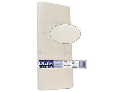"C&T Fast2Fuse Fusible Interfacing 20"" 10yd Bolt"