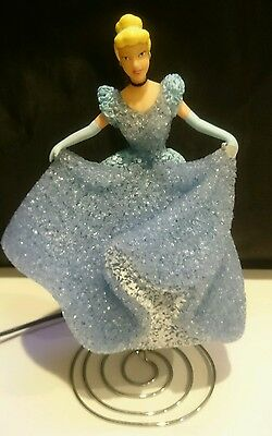 Disney Princess Cinderella lamp, Candelabra, night light