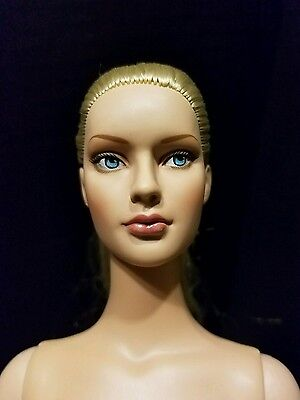 FASHION JANE BLONDE, nude, by Tonner from 2006, CLUB DOLL