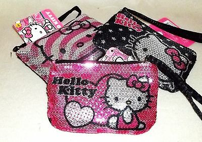 Choice of Hello Kitty by Sanrio Sequin Wristlets