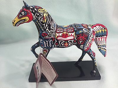 """Trail Of Painted Ponies 2006 """" Spirits Of The Northwest  """" Item #12234"""