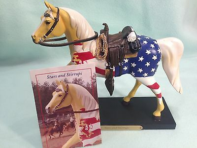 """Trail Of Painted Ponies 2010 1E """" Stars And Stirrups """" Item #4018392"""