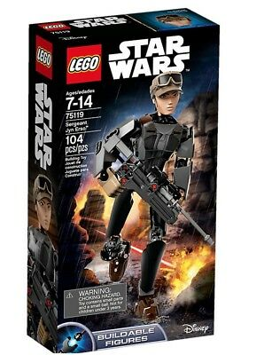 NEW Lego Star Wars 75119 Sergeant Jyn Erso - Rogue One from Purple Turtle Toys