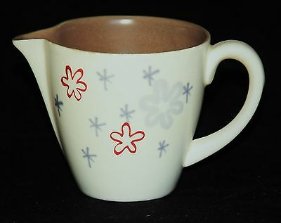 Poole Pottery Contemporary Jug, Rare Constellation Pattern, Excellent Condition