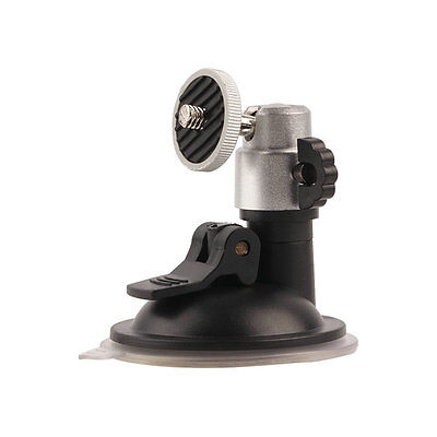 Car Camera Dashboard Suction Cup Mount Tripod Holder Shutterbug Gift DP