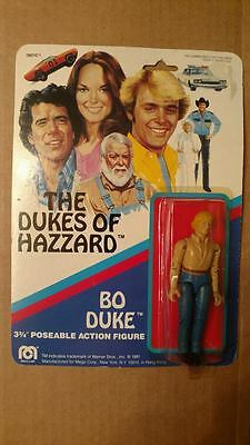 "Rare Mego Dukes Of Hazzard ""bo Duke"" Figure- 1981"