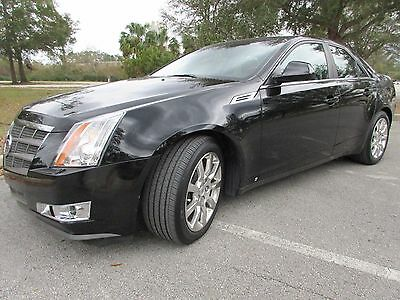 2009 Cadillac CTS CTS4 2009 Cadillac CTS 4dr Sdn AWD - LOW MILEAGE! MINT CONDITION! FULL MAINTENANCE!