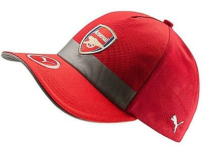 Arsenal FC Puma Cap- 100% Official Licensed Product