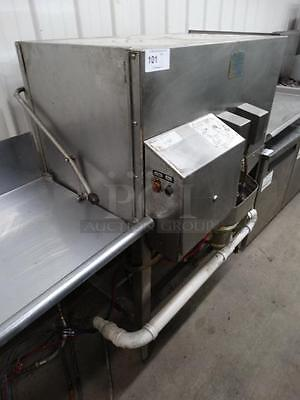 American Dish Service Model 5-AG Double Pass Dishwasher
