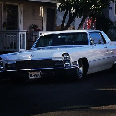 1968 Cadillac DeVille ALL ORIGINAL CLASSY CADDY 1968 cadillac  clean 52k miles ABSOLUTELY GORGEOUS NO REASONABLE OFFER REFUSED