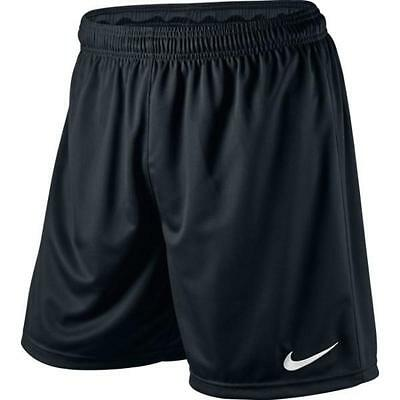 Nike Park Soccer Football Shorts- Black- 100% Official Nike Product
