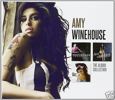 Amy Winehouse - The Album Collection - 3Cd Cd - Neu