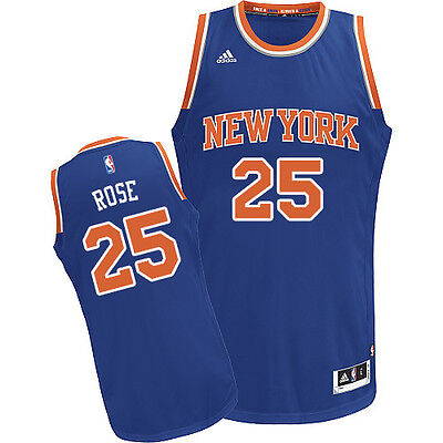 #25 Derrick Rose New York Knicks NBA jersey Mens Sizes brand new with tags!