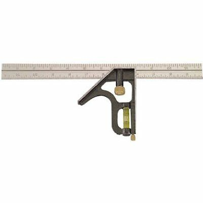 Johnson Level & Tool 400 12-Inch Metal Combination Square