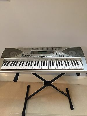 Casio CTK-900 Keyboard with Adjustable Stand, Dust Cover and USB Midi Interface