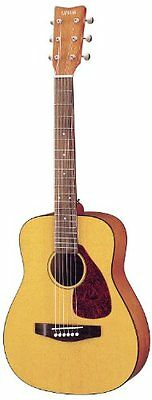 Yamaha FG JR1 3/4 Size Acoustic Guitar with Gig Bag - (New)