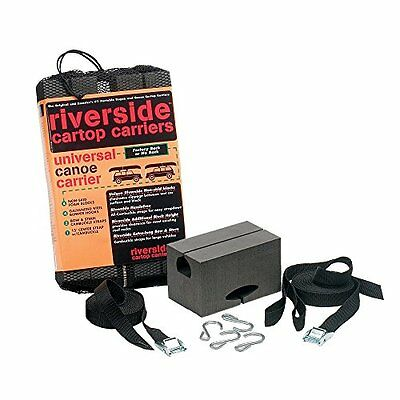 seattle Sports Universal Canoe Carrier Kit, 7-Inch