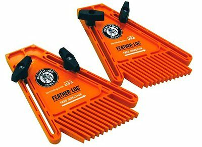 Bench Dog 40-011 Feather-Loc Double Featherboard for Table Saws & Router Ta