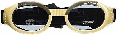 Doggles ILS XL Chrome Frame and Smoke Lens