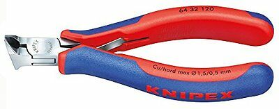 KNIPEX 64 32 120 Comfort Grip Electronics End Cutters
