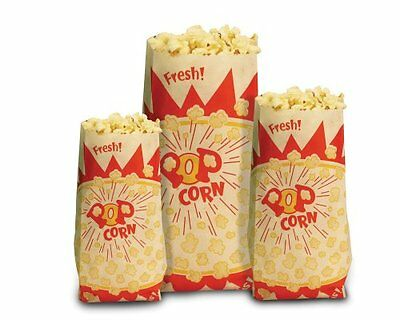 Paragon 1-Ounce Popcorn Bags (1,000-Count)