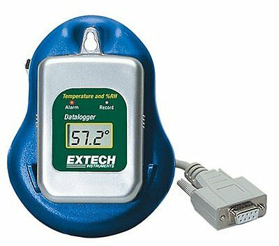Extech 42275 Temperature and Humidity Datalogger with RS232 Computer Interf