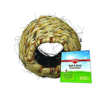 Super Pet Hamster Grassy Roll-a-Nest, Small