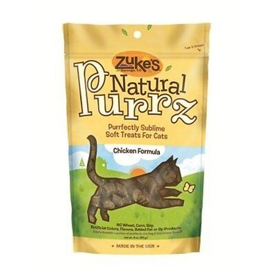 Zuke's Natural Purrz,chicken, 3 Oz
